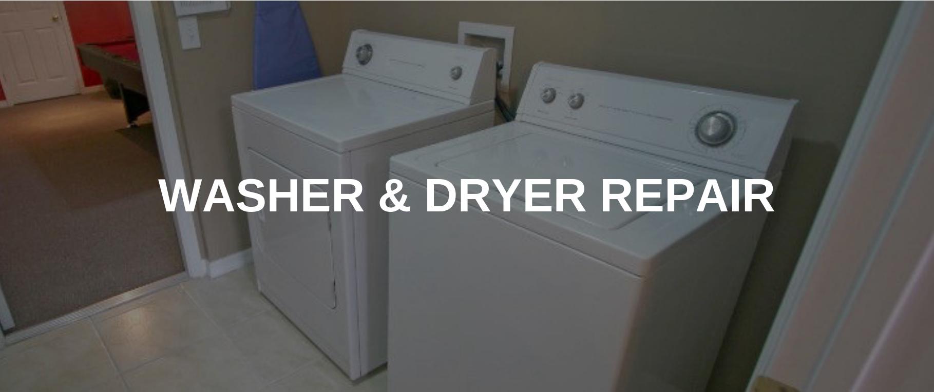 washing machine repair Cheshire